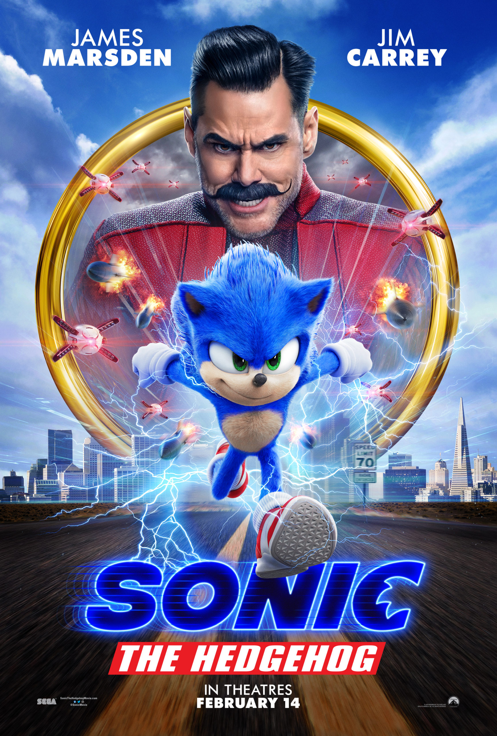 Gotta Go Fast How The Sonic Redesign Saved The Movie The Westfield Voice